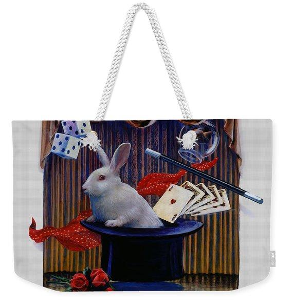 I Believe In Magic Weekender Tote Bag