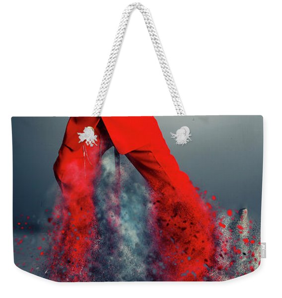I Can Boogie Weekender Tote Bag