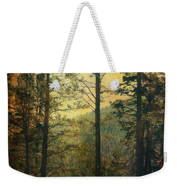 I Don't Know What To Believe In Weekender Tote Bag