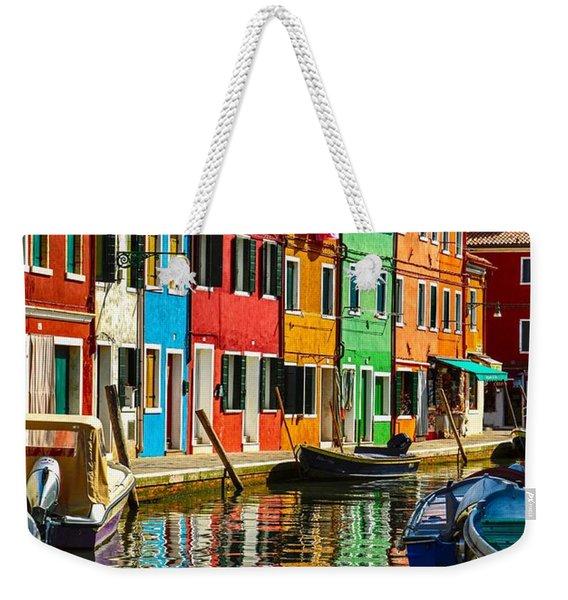 I Dream In Color Weekender Tote Bag