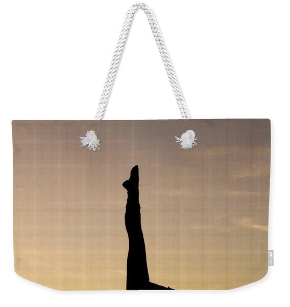 I Feel Free Weekender Tote Bag