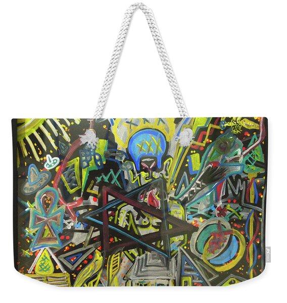 I M H O O O T E P Weekender Tote Bag