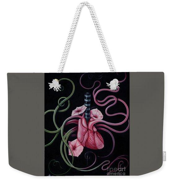 I Pick You Weekender Tote Bag