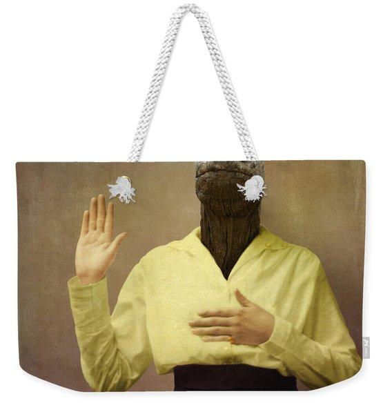 I Swear I Won't Do Botox Anymore Weekender Tote Bag