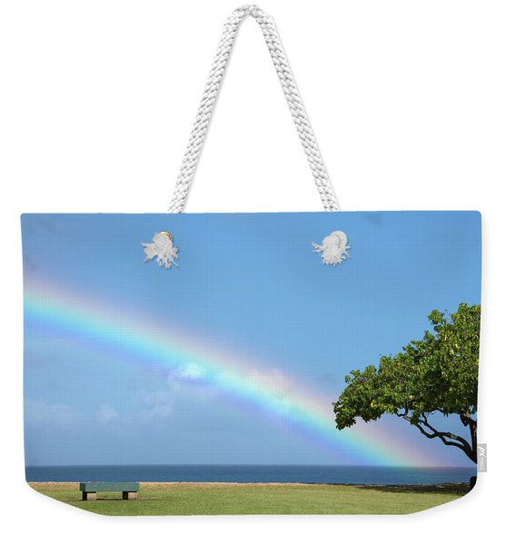 I Want To Be There Weekender Tote Bag