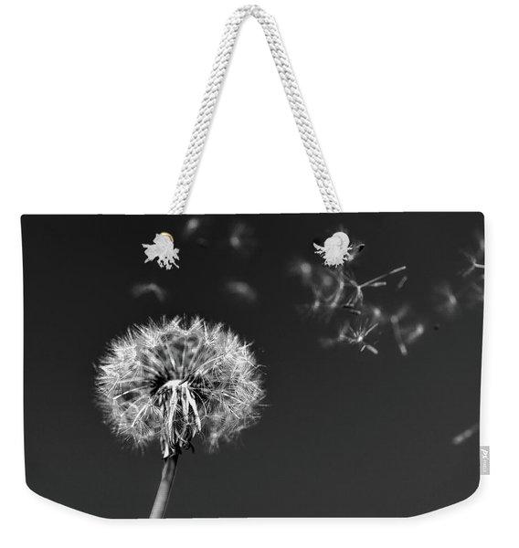 I Wish I May I Wish I Might Love You Weekender Tote Bag