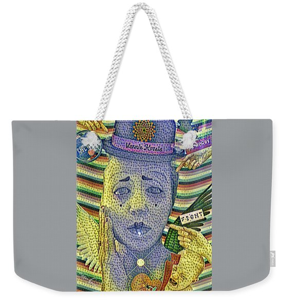 I Worry For Them Weekender Tote Bag