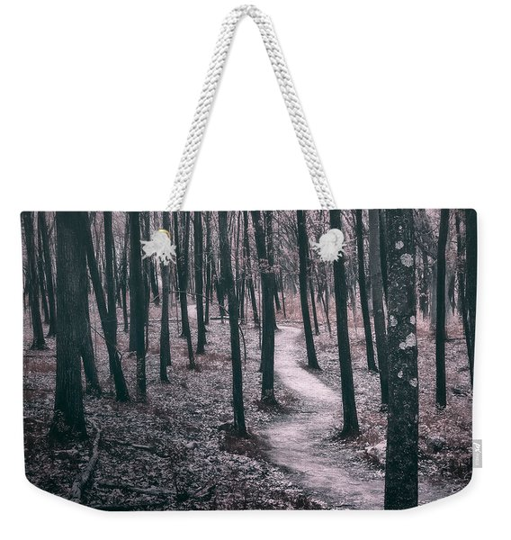 Ice Age Trail Near Lapham Peak Weekender Tote Bag