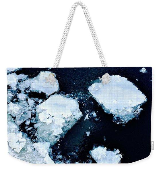 Iced Beauty #1 Weekender Tote Bag