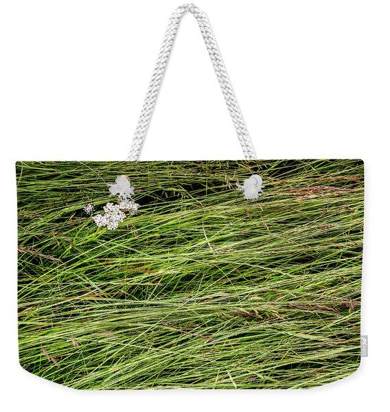Icelandic Summer Flowers Weekender Tote Bag