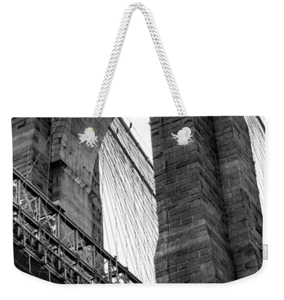 Iconic Arches Weekender Tote Bag