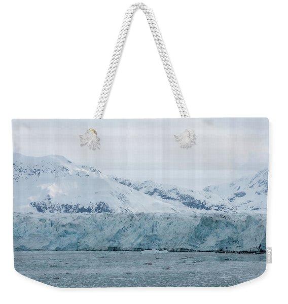 Icy Wonderland Weekender Tote Bag