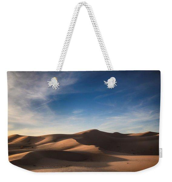 I'd Walk A Thousand Miles Weekender Tote Bag