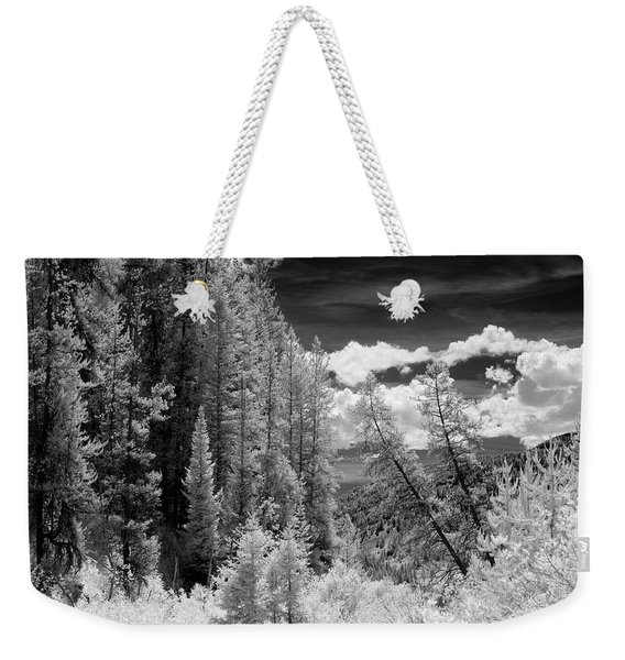 Idaho Passage Weekender Tote Bag