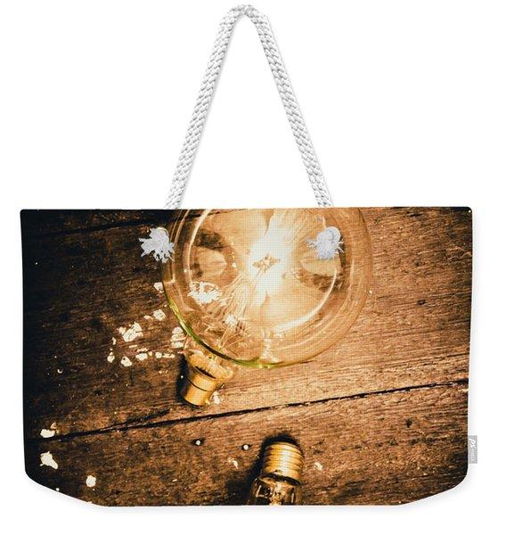 Ideas Evolution Weekender Tote Bag