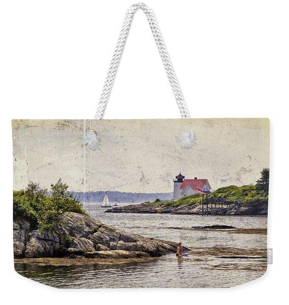 Idyllic Summer Days Weekender Tote Bag