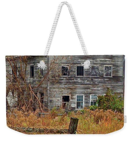If It Could Talk Weekender Tote Bag