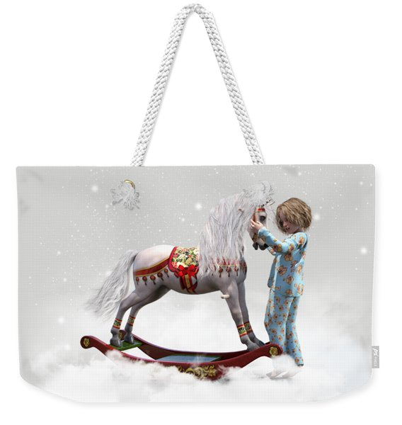 If We Believe Weekender Tote Bag