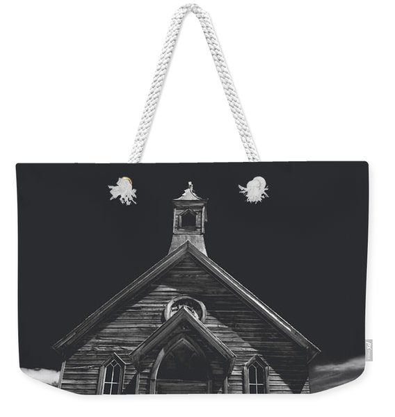 If You Should Pass Through These Doors Weekender Tote Bag