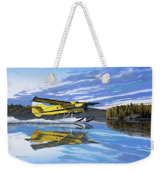 Ignace Adventure Weekender Tote Bag