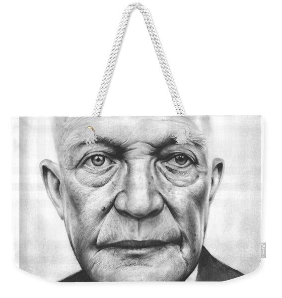 Ike Weekender Tote Bag