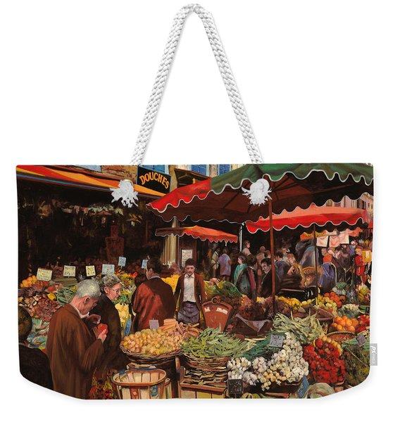 Il Mercato Di Quartiere Weekender Tote Bag