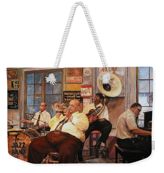 Il Quintetto Weekender Tote Bag