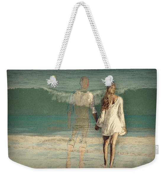 I'll Always Be Beside You Weekender Tote Bag