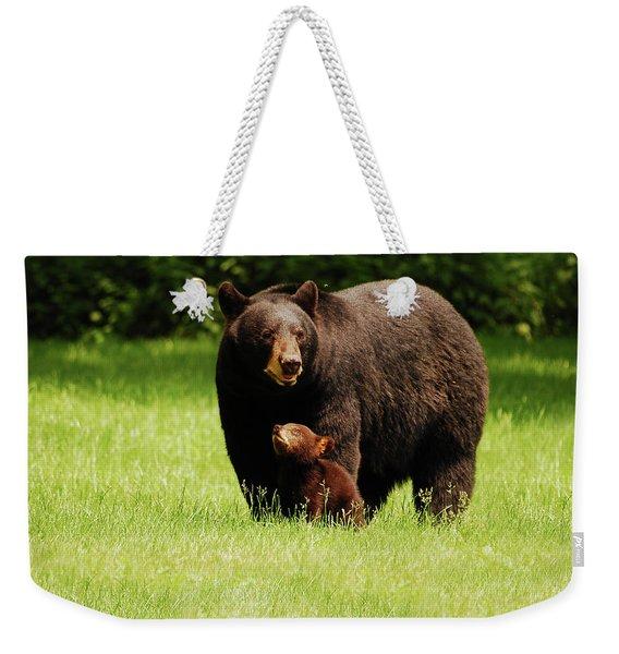 I'll Always Look Up To You Weekender Tote Bag