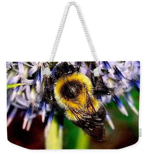 I'll Bee Back Weekender Tote Bag