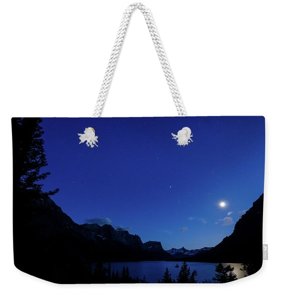Illuminate Weekender Tote Bag