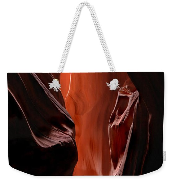 Illuminations Weekender Tote Bag