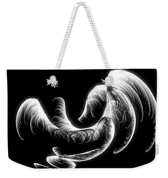 Illusion Weekender Tote Bag