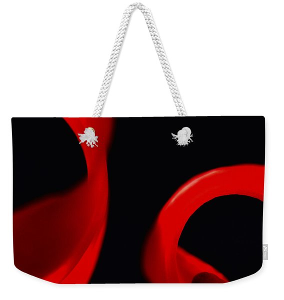 Illusion N. 1 Weekender Tote Bag