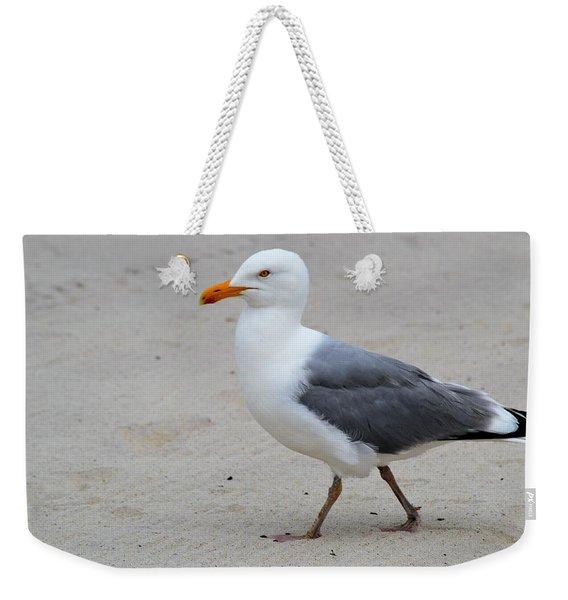 I'm Coming Weekender Tote Bag