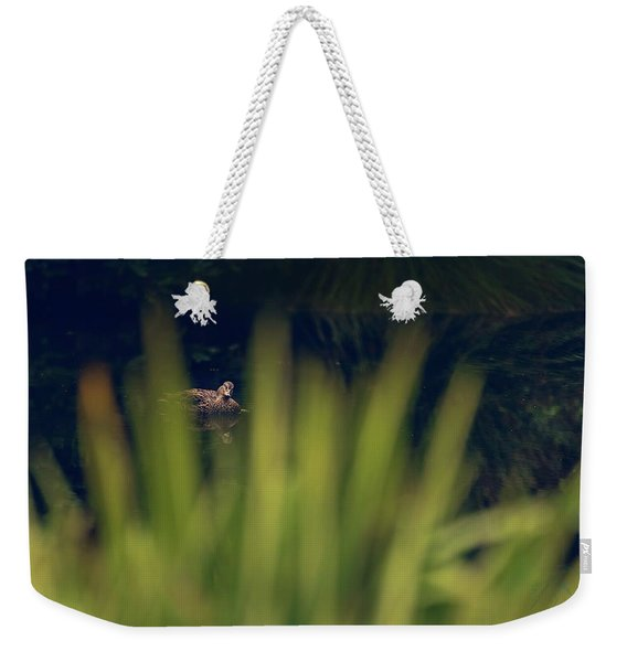 I'm Looking Through You Weekender Tote Bag