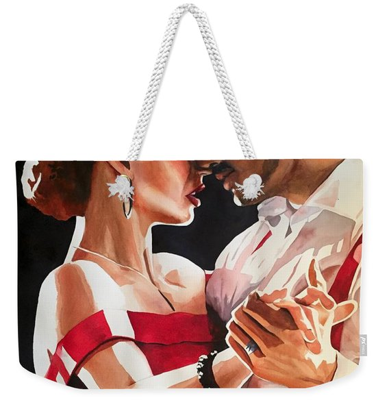 I'm Passionately Yours Weekender Tote Bag