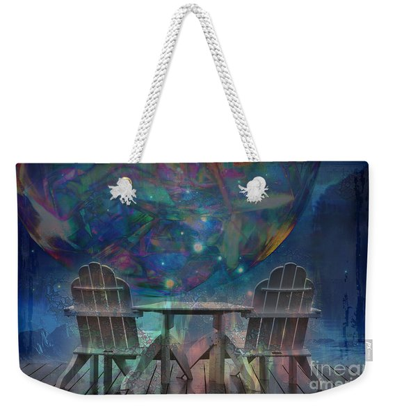 Imagine 2015 Weekender Tote Bag