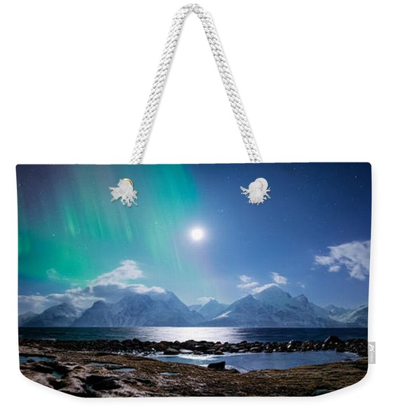 Imagine Auroras Weekender Tote Bag