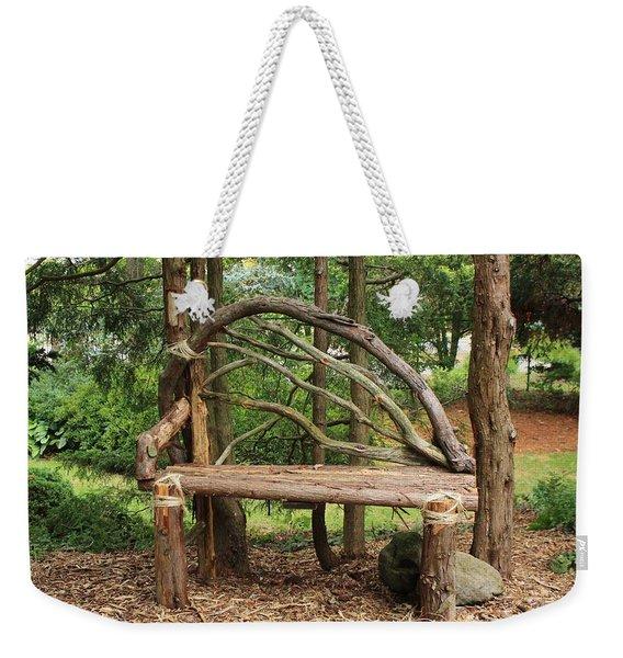 Imagine Me And You Weekender Tote Bag