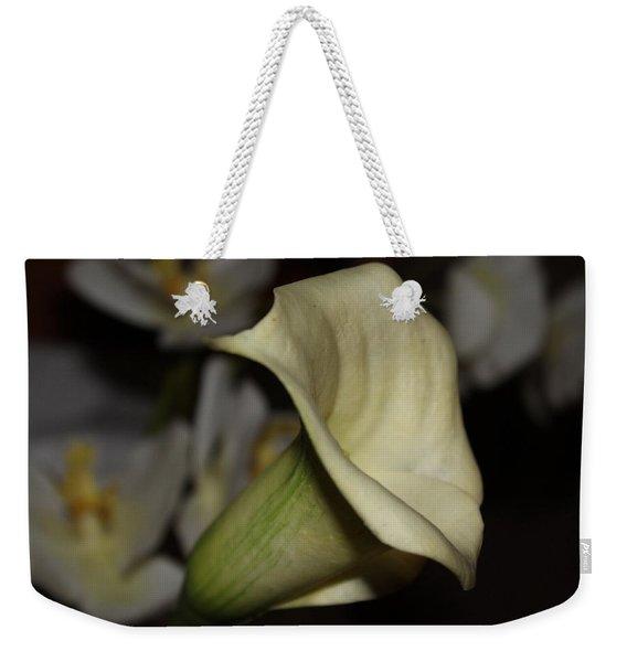 Imitation Lily Weekender Tote Bag