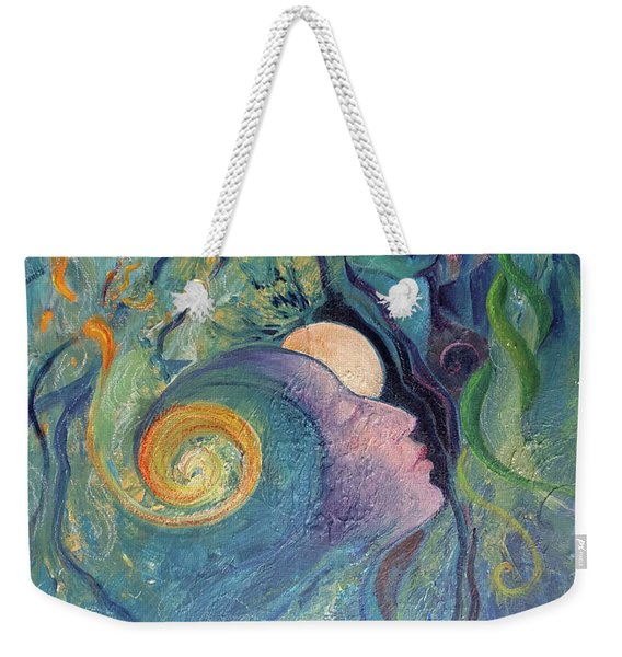 Immaculate Conception Weekender Tote Bag