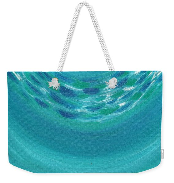 Immersed Weekender Tote Bag