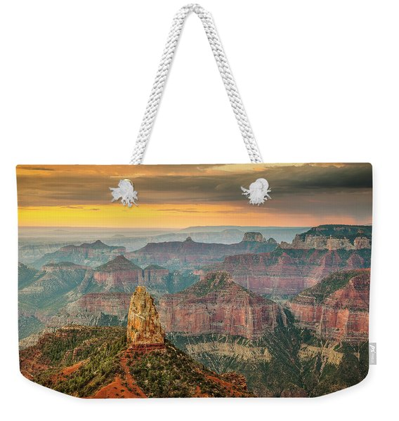 Imperial Point Grand Canyon Weekender Tote Bag