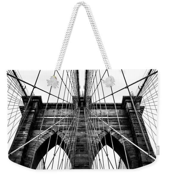 Imposing Arches Weekender Tote Bag