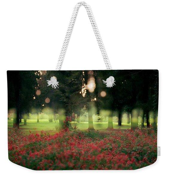 Impression At The Yarkon Park Weekender Tote Bag