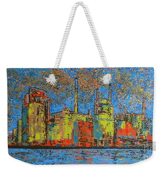 Impression - Irving Mill Weekender Tote Bag