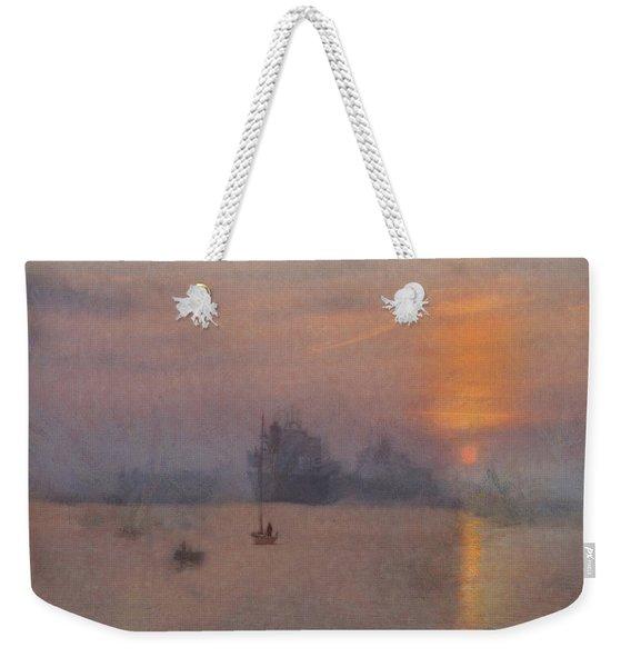 Impression Solent Leviathans Weekender Tote Bag