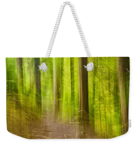 Impressions Of The Forest Weekender Tote Bag