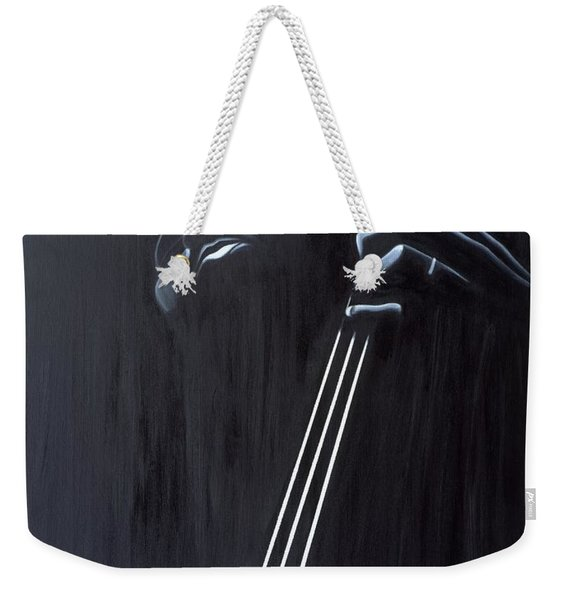 In A Groove Weekender Tote Bag